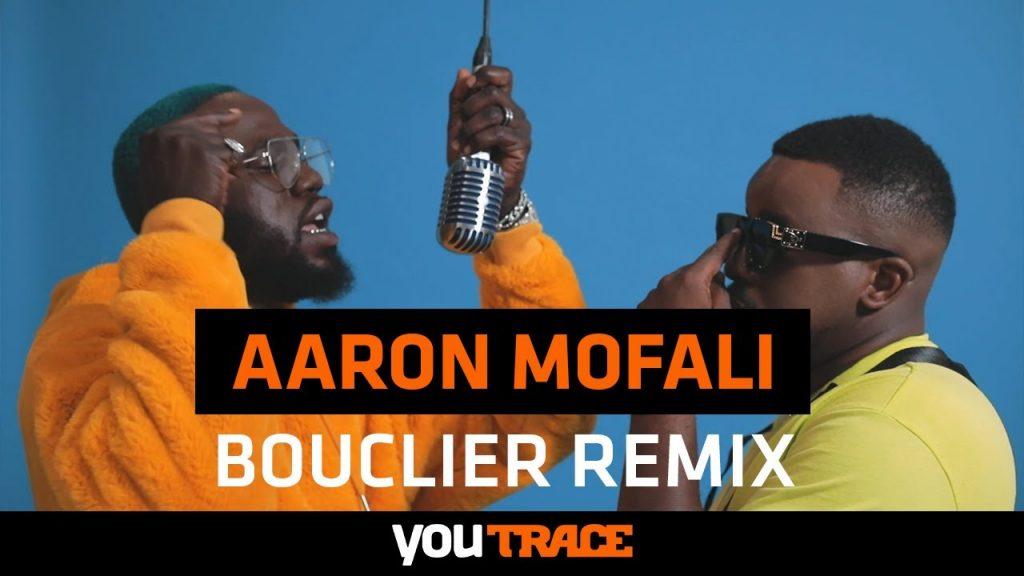 Aaron Mofali – Bouclier Remix Feat. Shesko  L'Emeraude